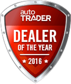 Auto Trader Dealer of the year 2016
